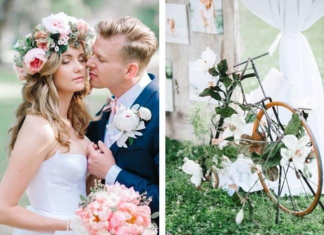 Charming Southern Wedding at Litchfield Plantation {Pasha Belman Photography} 16
