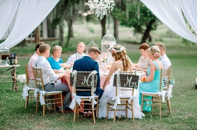 Charming Southern Wedding at Litchfield Plantation {Pasha Belman Photography} 22
