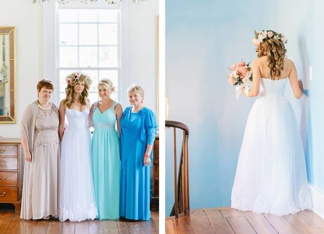 Charming Southern Wedding at Litchfield Plantation {Pasha Belman Photography} 5