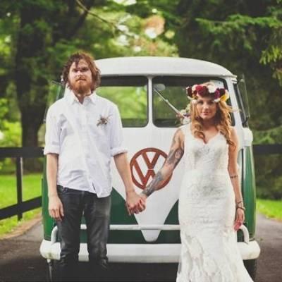 Free-Spirited Bohemian Wedding Style {Corey Lynn Tucker Photography}