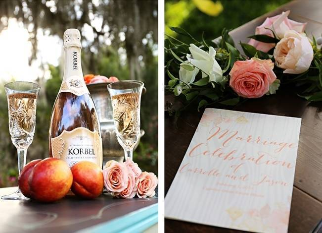 Fun Bright Wedding + Ideas for the Little Ones {Heather Rice Photography} 19