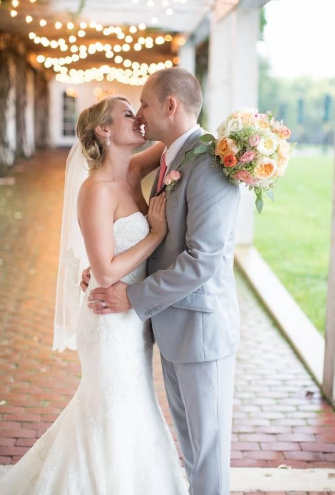 Sweet Vineyard Wedding in Virginia {Gayle Driver Photography} 15