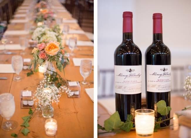 Sweet Vineyard Wedding in Virginia {Gayle Driver Photography} 18