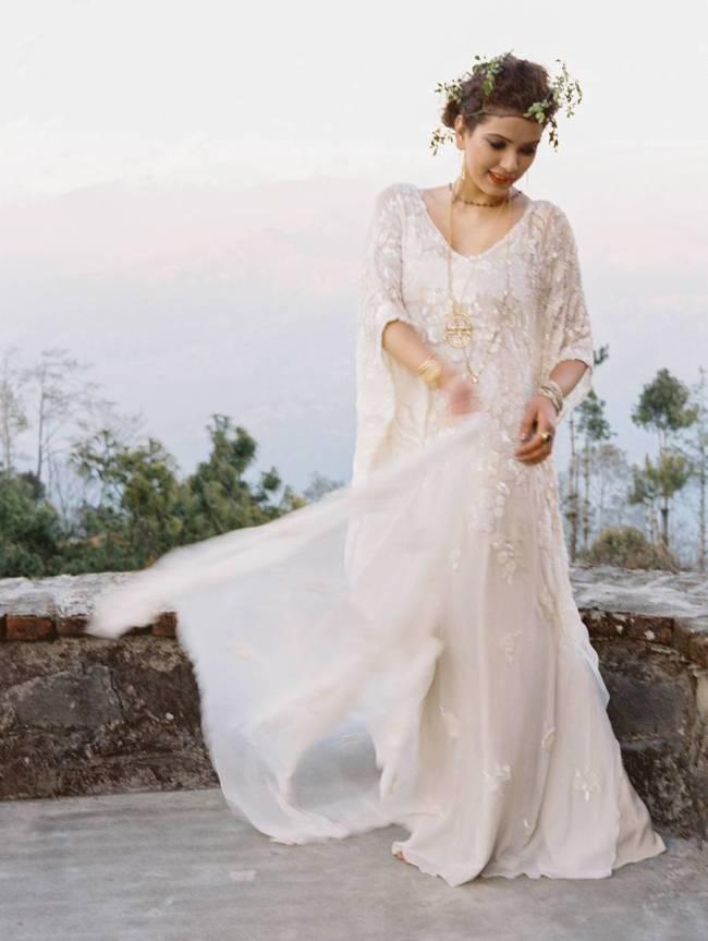 Boho Nepali Wedding Inspiration 3