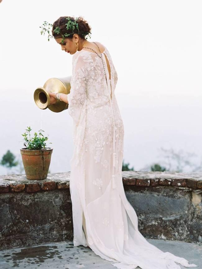 Boho Nepali Wedding Inspiration 4