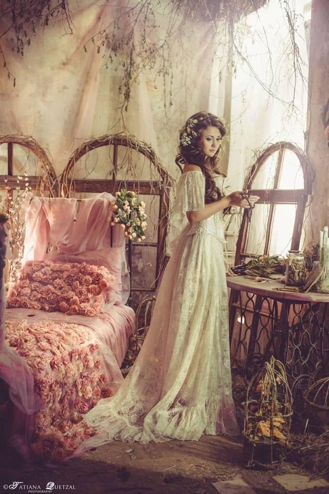 Fairytale Wedding Inspiration & Ideas 1