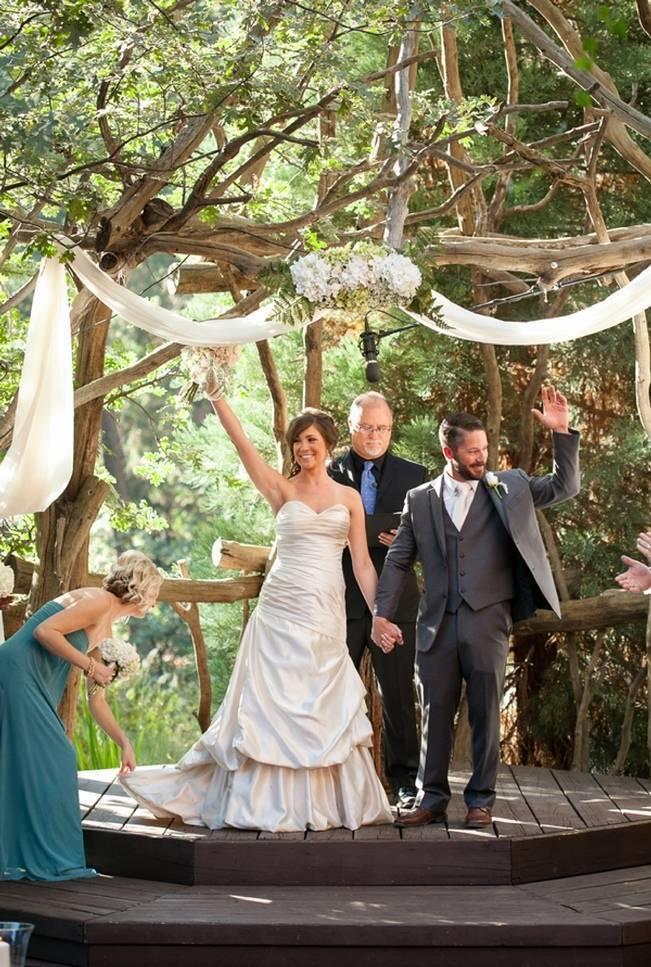 Rustic Woodland Mountain Wedding {Gilmore Studios} 13