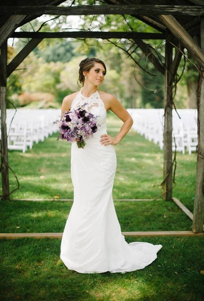 Plum Lakeside Ohio Wedding {Mindy Sue Photography} 7