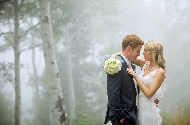 Misty Mountain Wedding at Millcreek Inn {Logan Walker Photography} 22