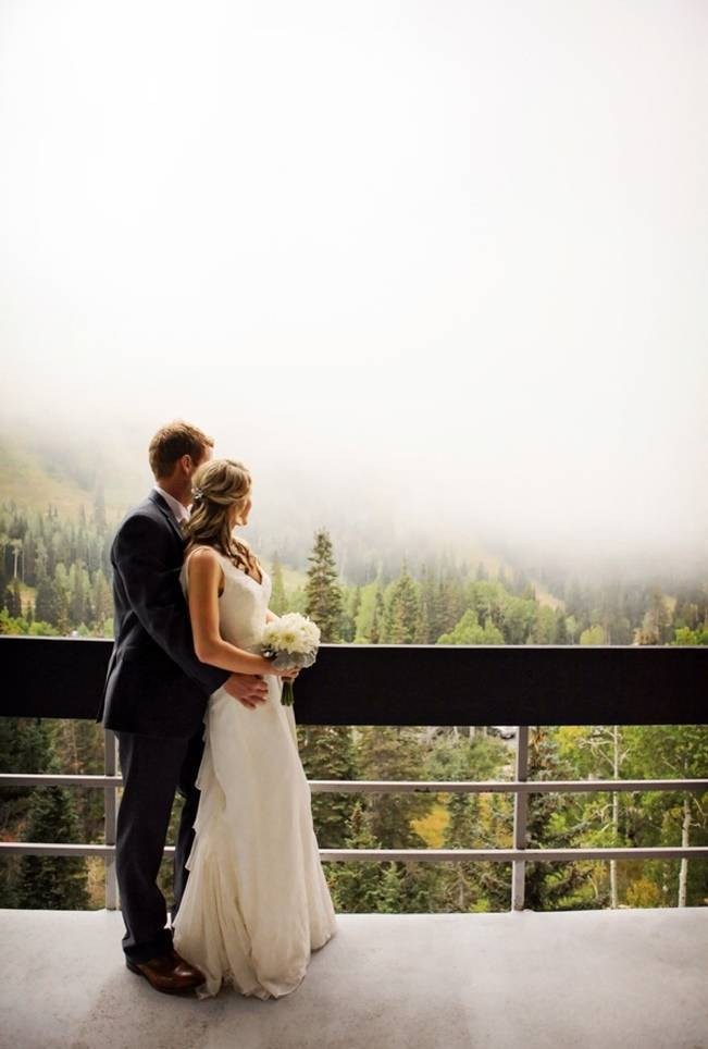 Misty Mountain Wedding at Millcreek Inn {Logan Walker Photography} 8