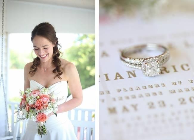 Country Chic Virginia Wedding {Amanda Blake Photography} 4