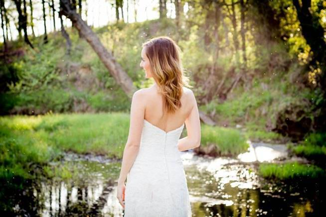 Natural Autumn Bridal Look {C.W. Photography} 10