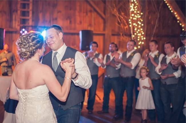 Rustic Pennsylvania Sunflower Wedding at Friedman Farms 24
