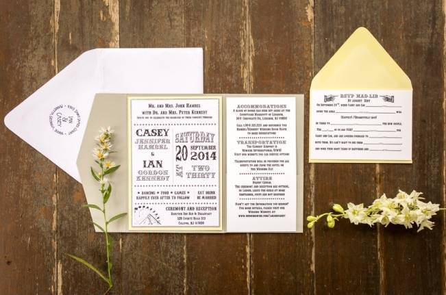Rustic Outdoor Yellow and Grey Wedding {Idalia Photography} 7