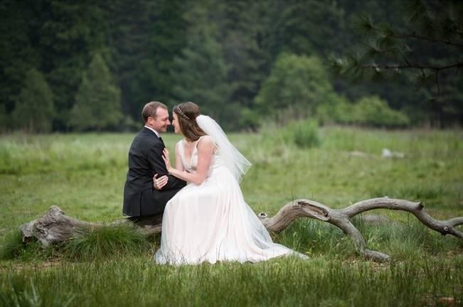Misty Purple + Green Yosemite Valley Wedding {Duende Photo} 19
