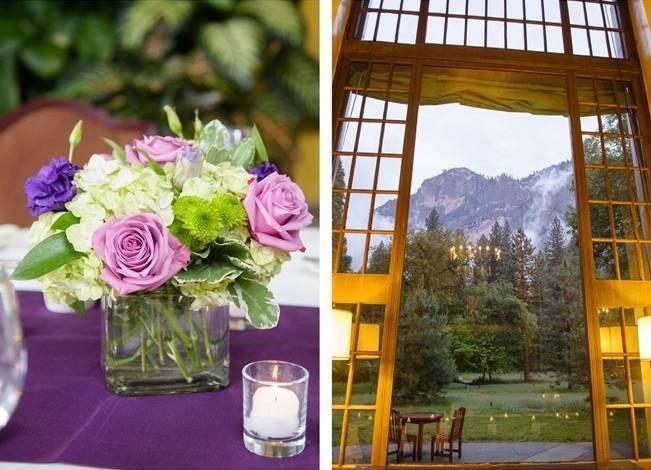 Misty Purple + Green Yosemite Valley Wedding {Duende Photo} 22