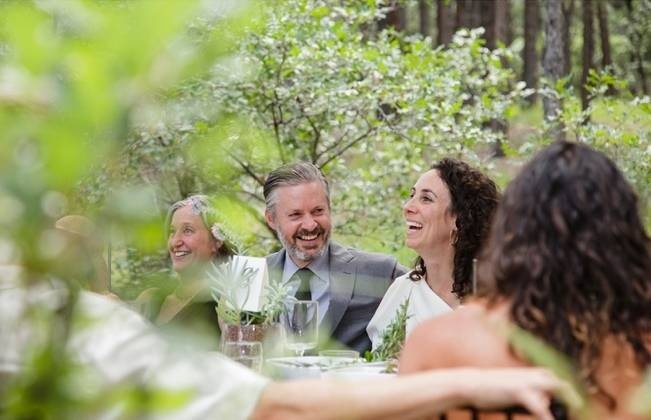 Colorado Mountain Wedding with Farm Table Reception 19