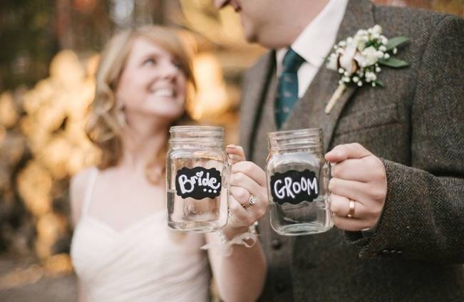 Deer Themed Woodland Wedding {Allie Siarto Photography} 12