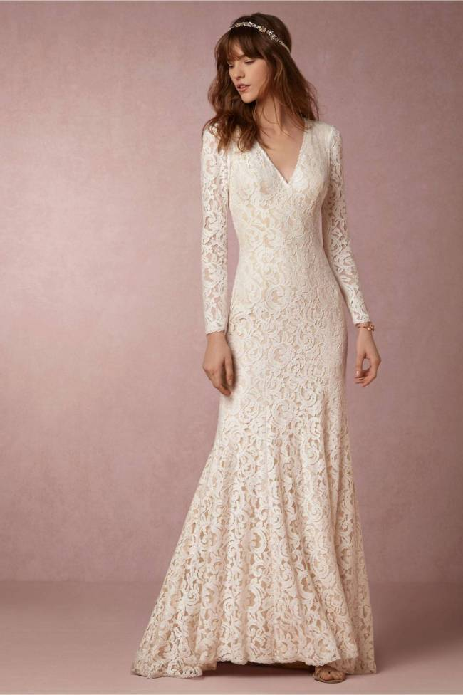 Lisette Gown BHLDN - $800