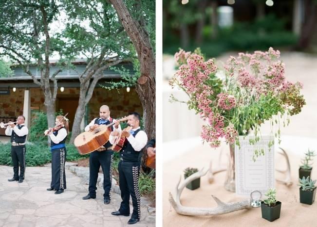 Organic Blush Wedding at The LBJ Wildflower Center in Austin, TX 20