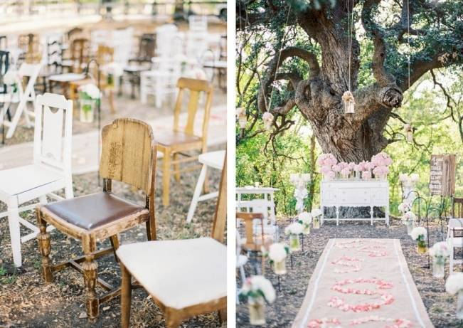 Rustic Chic Texas Barn Wedding - Stephanie Hunter Photography 10