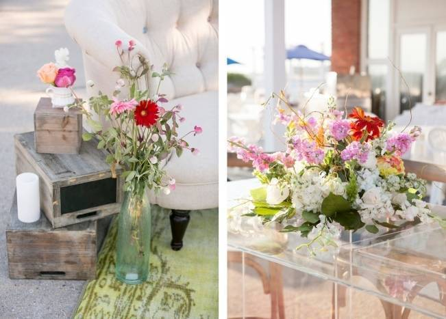 Boho Beach Wedding in Long Island, New York 17