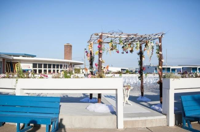 Boho Beach Wedding in Long Island, New York 8