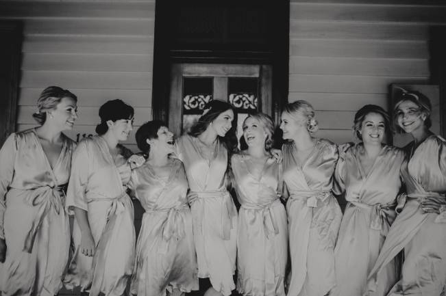 Anna Campbell's Intimate Rustic Wedding 1