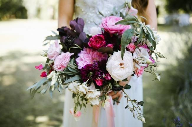 Anna Campbell's Intimate Rustic Wedding 12