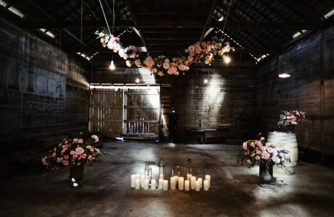 Anna Campbell's Intimate Rustic Wedding 14
