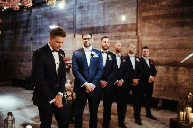 Anna Campbell's Intimate Rustic Wedding 19