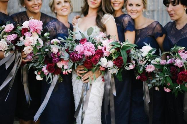 Anna Campbell's Intimate Rustic Wedding 26