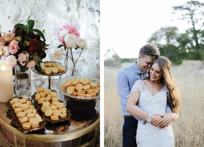 Anna Campbell's Intimate Rustic Wedding 34