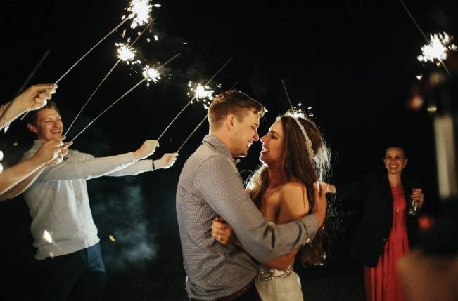 Anna Campbell's Intimate Rustic Wedding 35