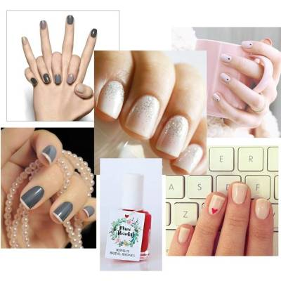 Nontoxic Nail Polish and Bridal Manicure Tips