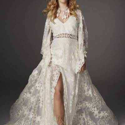 15 Stunning Gowns in Fall 2017 Bridal