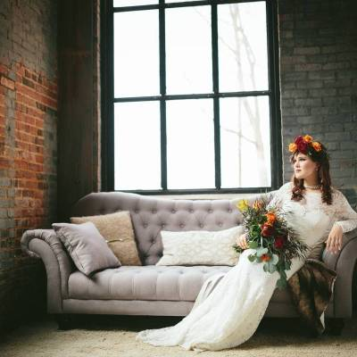 Empire Mill Styled Shoot