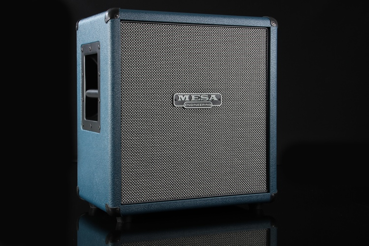 MesaBoogie Mini Rectifier Cabinet  1x12 Straight Blue