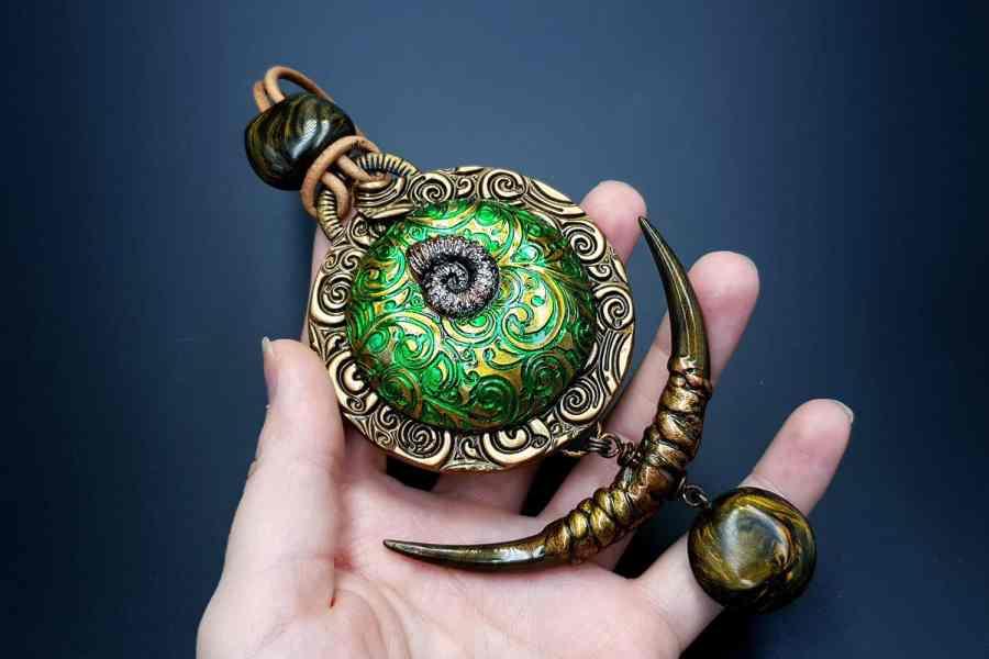 East Ethnics Jewelry Set 03