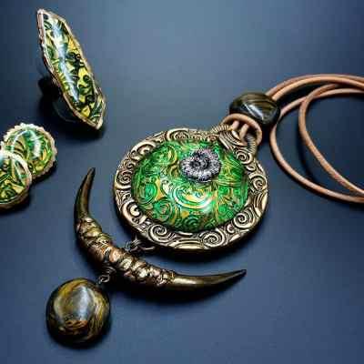 Jewelry by Ludmila