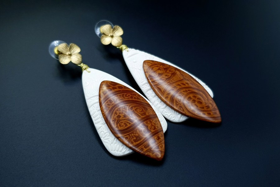 Elegance and Simplicity Earrings 06