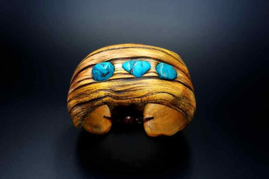 Product Drift Wood Bracelet Cuff 03