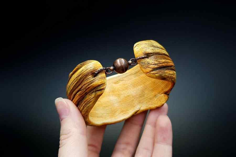 Product Drift Wood Bracelet Cuff 08