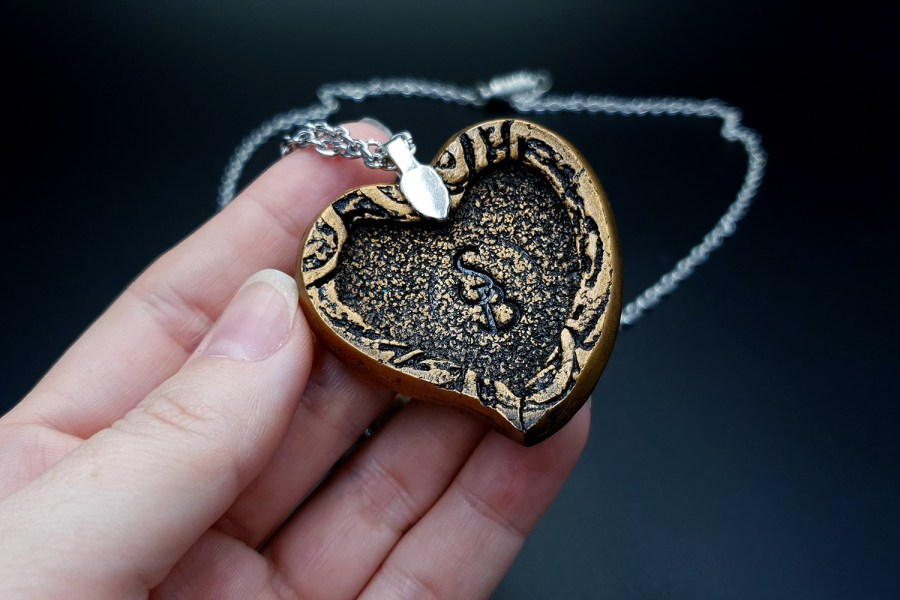 Product Heart Memories Pendant 04