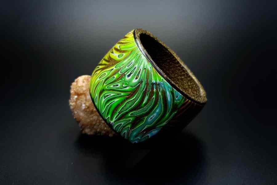 Product Tropical Bracelet Cuff 02