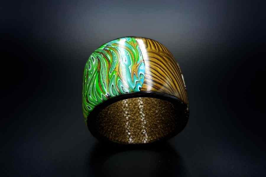 Product Tropical Bracelet Cuff 04