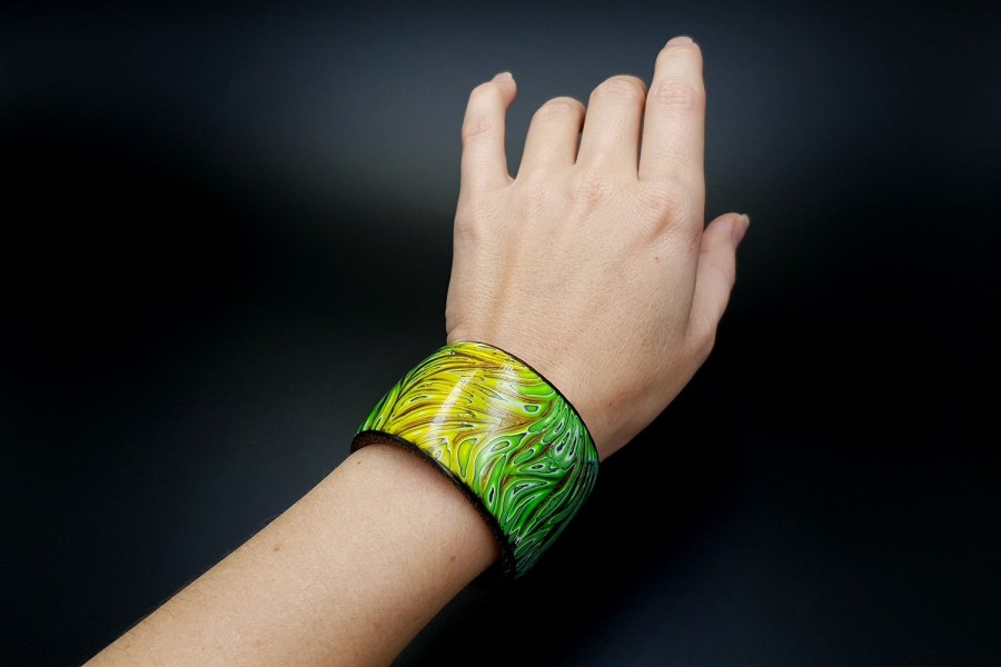 Product Tropical Bracelet Cuff 07