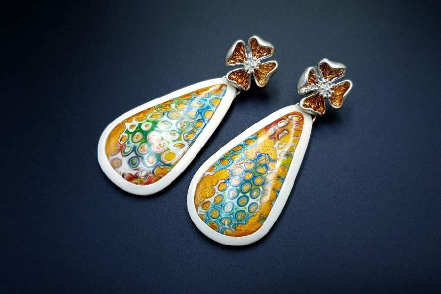 Royal Gold Earrings 03