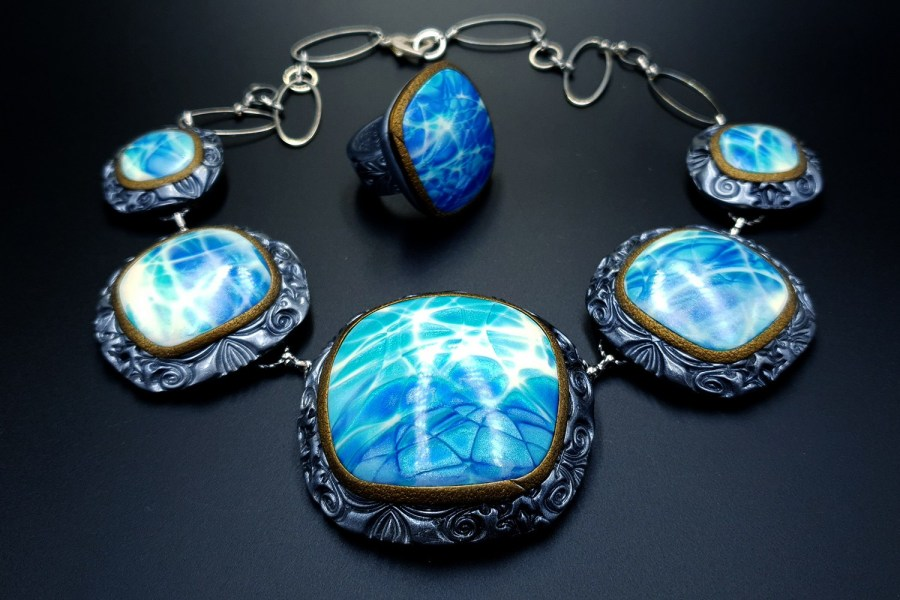 Under the Water Jewelry Set 03