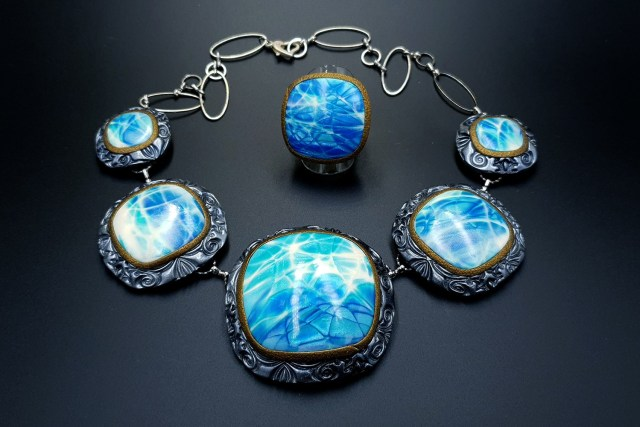 Under the Water Jewelry Set 06